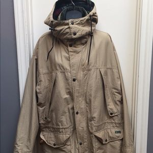 Rugged Coat by Woolrich